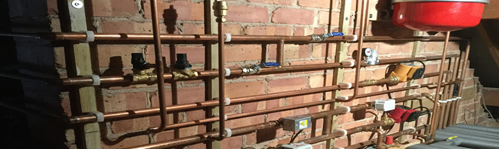 plumbing shrewsbury